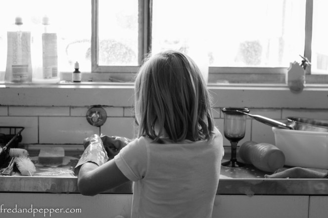 18-11-15_milly_washing dishes_home