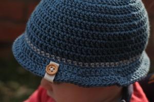 blue crochet hat_digby