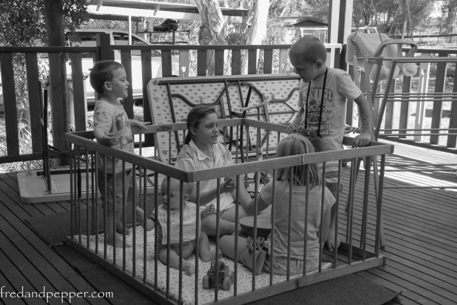 February 07, 2016_all five kids in playpen2