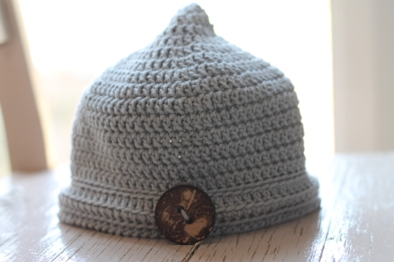 March 08, 2016crochet gumnut hat{Sequence # (1)»}-5